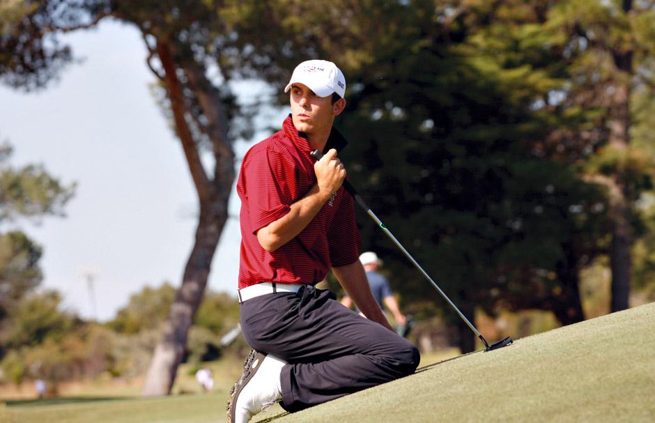 Billy Horschel oli mukana USA:n joukkueessa vuoden 2008 MM-kisoissa. Varsiniseen läpimurtoon ammattilaisena meni vielä viisi vuotta.