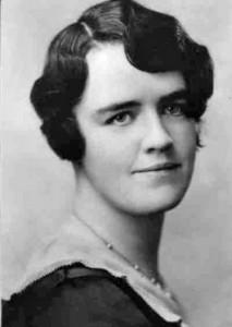 Margaret Abbott on ensimmäinen olympialaisen kultamitalin voittanut nainen.