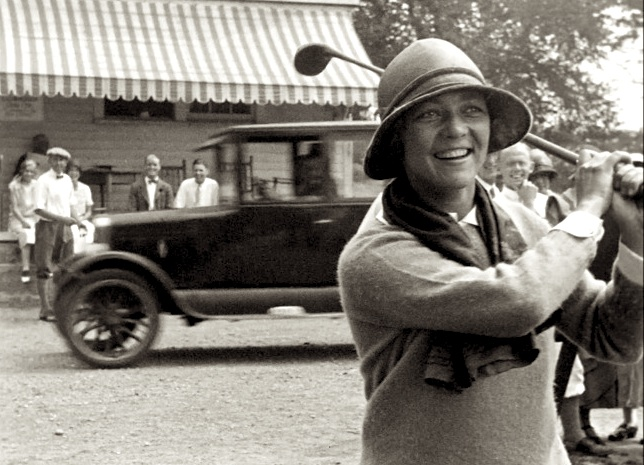 Edith Cummings vuonna 1924.