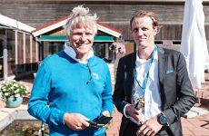 Challenge Touria johtava Alain de Soutrait oli mukana Vierumäellä.